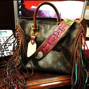 536f1d2009ef Louis Vuitton Bags - Customized Louis Vuitton Speedy!
